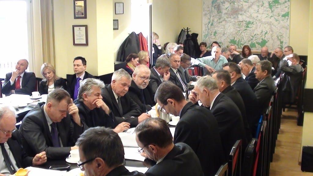 sesja rady gminy tarnow 25-03-2015