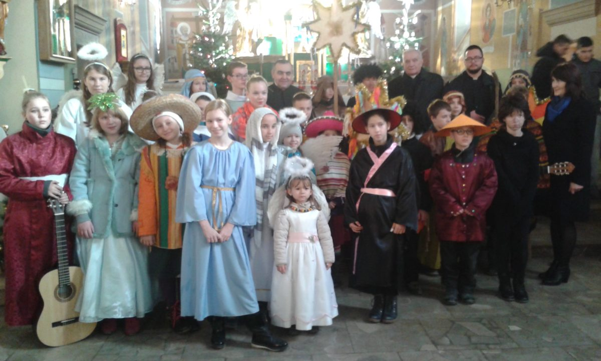 Kolendnicy misyjni Zbylitowska Góra 2015
