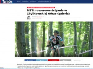 MTB Zbylitowska Góra zdjęcia