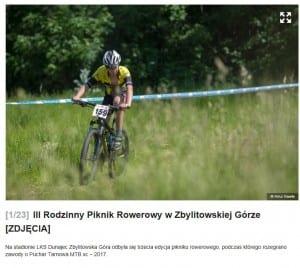 Rodzinny Piknik Rowerowy i MTB Galeria