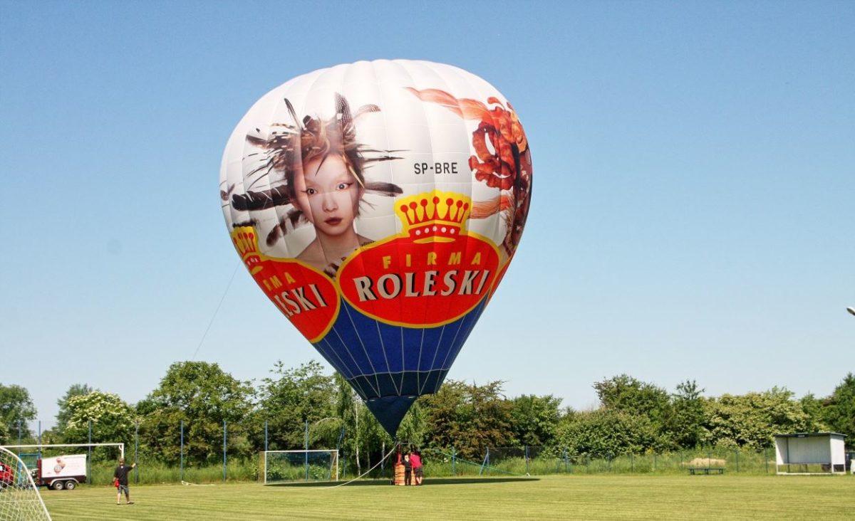 balon Zbylitowska Góra Roleski