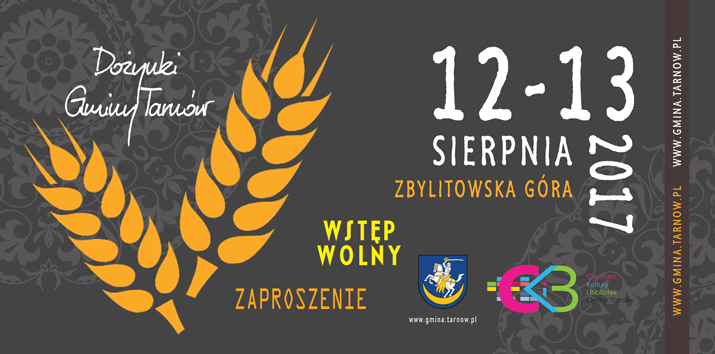 dożynki gminy tarnów 2017